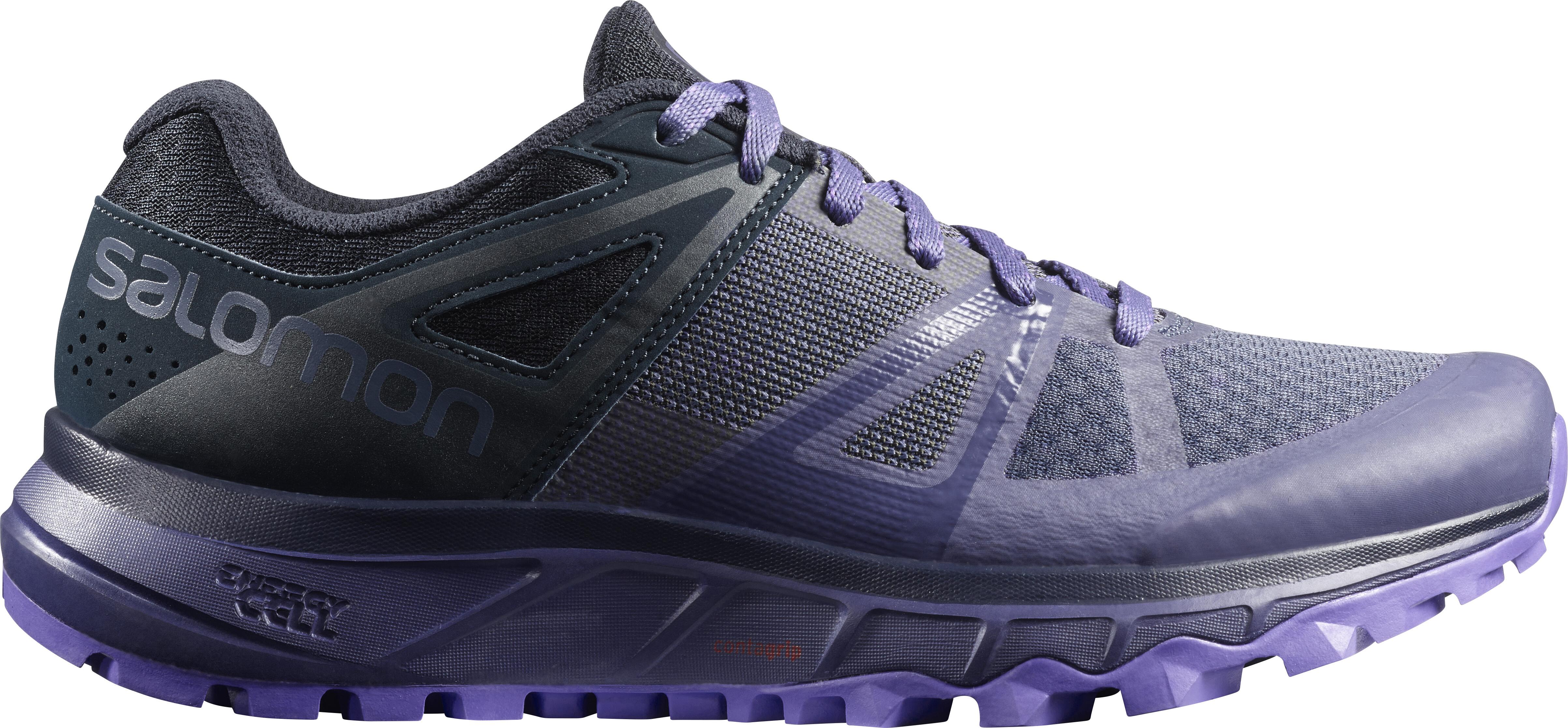 e72aa2dc5c4 Salomon Trailster - Zapatillas running Mujer - gris